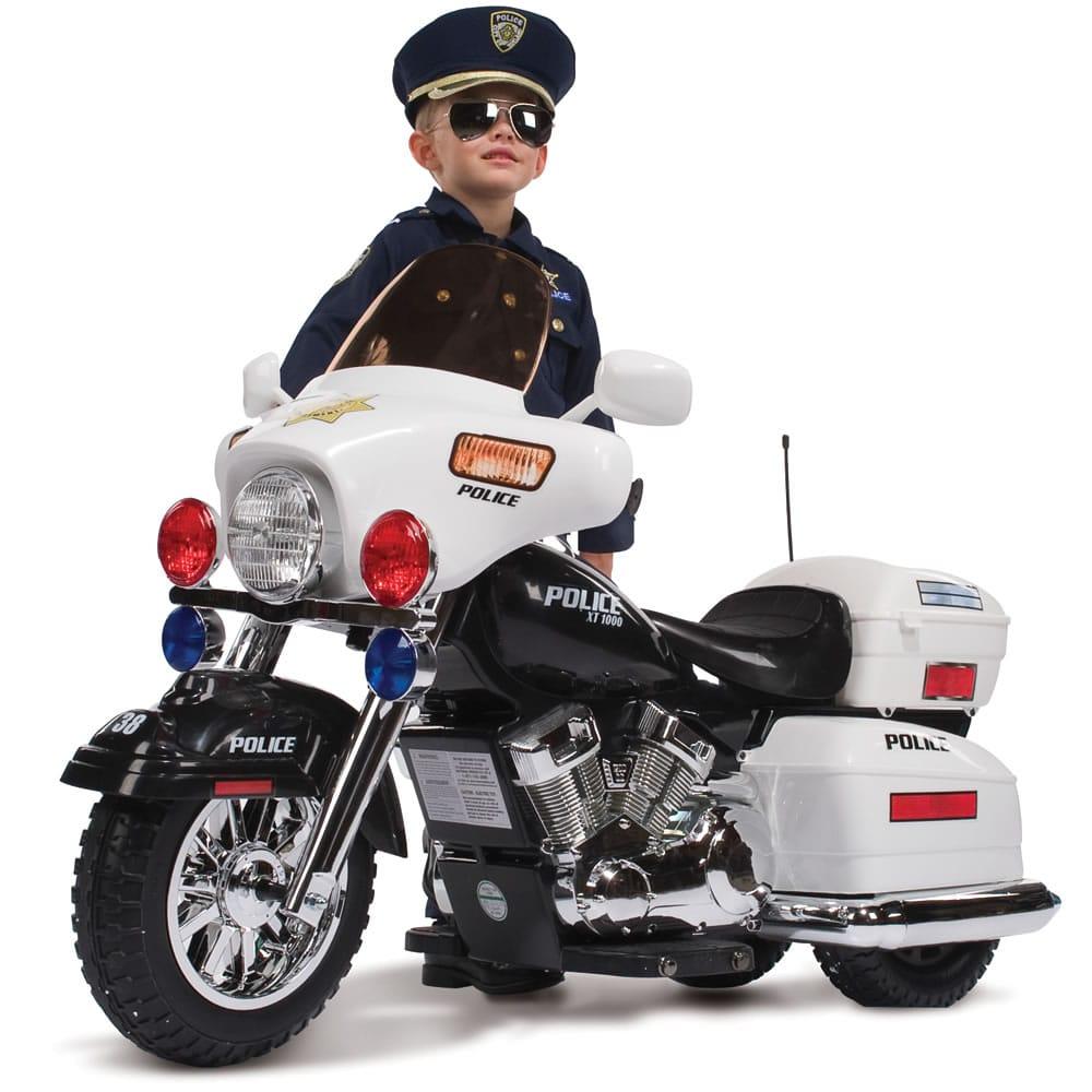 Lưu ý để bé chơi với xe moto điện trẻ em được an toàn 2