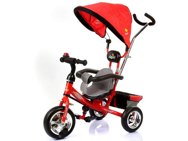Các loại xe cho bé 1 tuổi 4