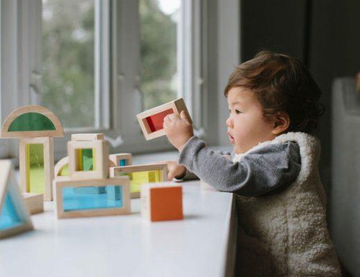 đồ chơi phát triển trí tuệ cho trẻ sơ sinh