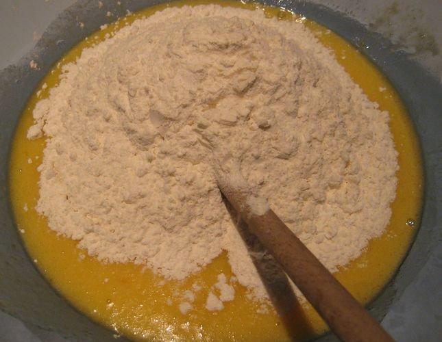 Cách làm vỏ bánh trung thu nướng
