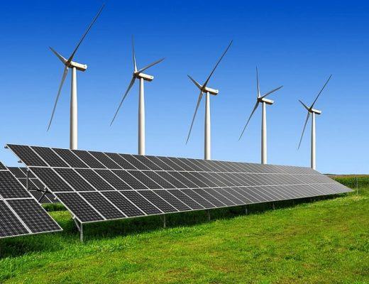 Hệ thống điện năng lượng mặt trời độc lập cho gia đình