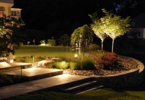 Lựa chọn đèn Led sân vườn