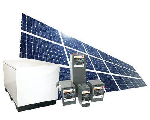 Tăng tuooit thọ tấm pin năng lượng mặt trời