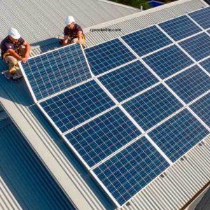 tấm pin năng lượng mặt trời loại nào tốt