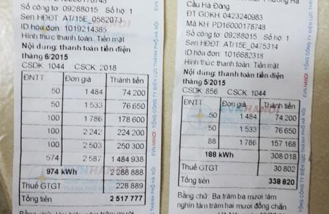 cách giảm hóa đơn tiền điện