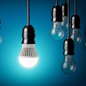 Bóng đèn LED tiết kiệm điện như thế nào