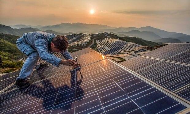 lắp hệ thống mặt trời ở vùng sâu vùng xa