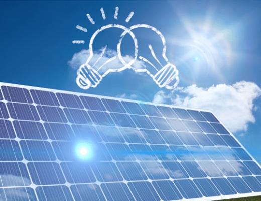hiệu suất tấm pin năng lượng mặt trời