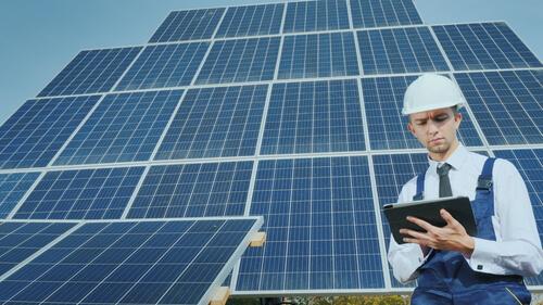 Dịch vụ bảo hành tấm pin năng lượng