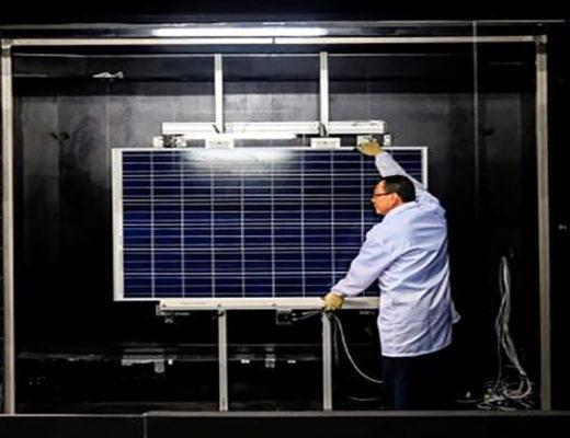 Cách kiểm tra tấm pin năng lượng mặt trời