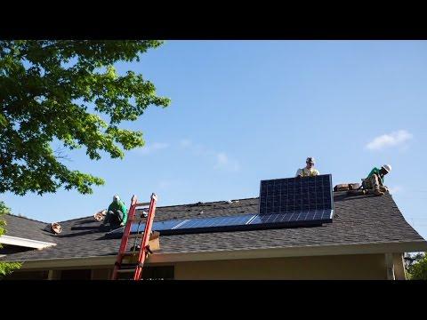 Kế hoặc lắp điện năng lượng mặt trời thế nào?