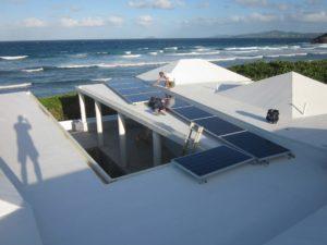 tìm hiểu nơi bạn định lắp hệ thống điện mặt trời