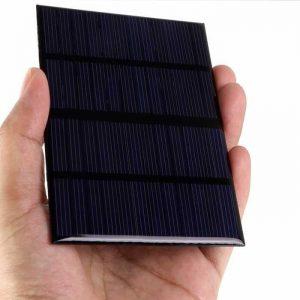 pin năng lượng mặt trời mini
