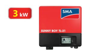 inverter Sunny 3kW